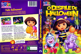 Dora The Explorer Halloween Parade by Dora Halloween Dvd Pictures To Pin On Pinterest Pinsdaddy