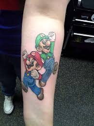 Collection Of 25 Cartoon Tattoo Gallery