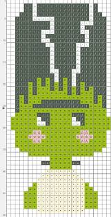 Halloween Hama Bead Patterns by 23 Best Halloween Patterns Images On Pinterest Bead Patterns