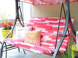 Outdoor Swing Chair Cushions New Hanging Rope Hammock Chair Porch