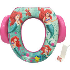 Cars Potty Chair Walmart by Disney The Little Mermaid Soft Potty Seat Walmart Com