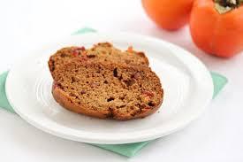 Nordic Ware Pumpkin Loaf Pan Recipe by Persimmon Bread Kirbie U0027s Cravings