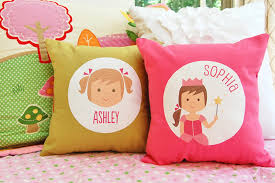 New Personalized Throw Pillows for Kids – sarah abraham blog