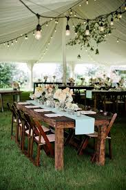 Exciting Rustic Wedding Tent Decorations 30 For Your Table With