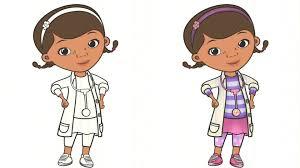 Doc McStuffins Docs Check Up Room Summer 3D Coloring Video Disney Junior Color And Play