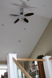 Angled Ceiling Speakers Uk by Vaulted Ceiling Fan Choice Image Home Fixtures Decoration Ideas