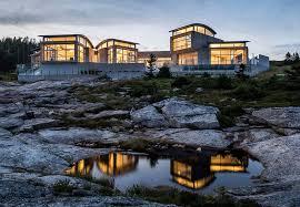 100 Alexander Gorlin Nova Scotia Home By Architects CAANdesign