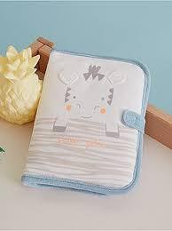 protège carnet de santé bébé garçon kiabi