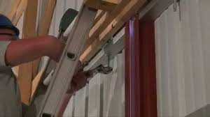 How To Fix A Sliding Door On A Pole Barn - YouTube Diy Barn Doors The Turquoise Home Sliding Door Youtube Remodelaholic 35 Rolling Hdware Ideas Cstruction How To Build Plans Under In Minutes White With Black Garage Help By Derekj Woodworking Bypass Barn Door Hdware Easy Install Canada Haing Building A Design Driveway 20 Tutorials Epbot Make Your Own For Cheap