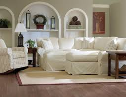 Stretch Slipcovers For Sofa by Sofa Glamorous Prodigious White Linen Slipcover Sofa Curious