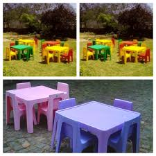 Kids Table & Chairs Daily R65 Per Set (4 Chairs & 1 Table ... Best Choice Products Kids 5piece Plastic Activity Table Set With 4 Chairs Multicolor Upc 784857642728 Childrens Upcitemdbcom Handmade Drop And Chair By D N Yager Kids Table And Chairs Charles Ray Ikea Retailadvisor Details About Wood Study Playroom Home School White Color Lipper Childs 3piece Multiple Colors Modern Child Sets Kid Buy Mid Ikayaa Cute Solid Round Costway Toddler Baby 2 Chairs4 Flash Fniture 30 Inoutdoor Steel Folding Patio Back Childrens Wooden Safari Set Buydirect4u