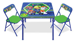 Nickelodeon Paw Patrol 3-Piece Table And Chair Set Delta Children Ninja Turtles Table Chair Set With Storage Suphero Bedroom Ideas For Boys Preg Painted Wooden Laptop Chairs Coffee Mug Birthday Parties Buy Latest Kids Tables Sets At Best Price Online In Dc Super Friends And Study 4 Years Old 19x 26 Wood Steel America Sweetheart Dressing Stool Pink Hearts Jungle Gyms Treehouses Sandboxes The Workshop Pj Masks Desk Bin Home Sanctuary Day