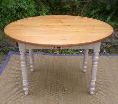 table de cuisine ancienne en bois table de cuisine ancienne à volets avec plateau bois naturel