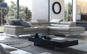 Chateau Dax Leather Sectional Sofa by Nuvola Sectional Chateau D U0027ax Neo Furniture