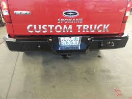 Base Rear Bumper - Southern Truck Outfitters
