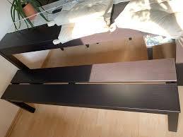 esszimmer küche bank schwarzbraun ikea