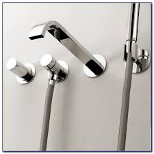 delta wall mount roman tub faucet faucets home design ideas
