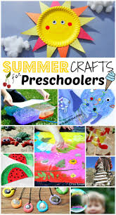 Summer Crafts For Preschoolers These Easy Contain 47 Arts And