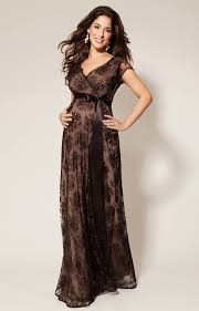 eden maternity gown long chocolate maternity wedding dresses