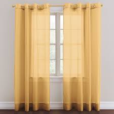 Crushed Voile Curtains Christmas Tree Shop by Brylanehome Studio Sheer Voile Grommet Curtains Curtains