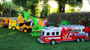 Toy Car Vehicles For Children | Fire Truck | Excavator | Truck ... Hurry Drive The Fire Truck Car Songs Pinkfong For Song Children Nursery Rhymes With Blippi Youtube Jamaroo Kids Childrens Storytime Learn Vehicles School Bus Police Train Toys Trucks Fire Truck Song Monster Truck For Compilation The Garbage By Explores Video Engine Educational Videos