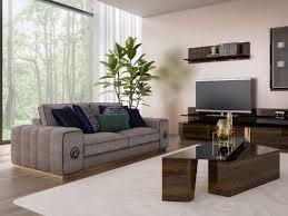 casa padrino luxus couchtisch set braun 2 rechteckige wohnzimmertische luxus wohnzimmer möbel