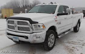 100 2014 Dodge Pickup Trucks Ram 3500 Pickup Truck Item DD0726 Tuesday Jan