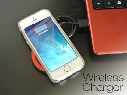 Charge up your iPhone Without Wires with the WiQiQi i5 Charger