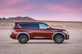 SUV Of The Year: 2017 Nissan Armada - Focus Daily News 2018 Nissan Armada Platinum Reserve Wheel The Fast Lane Truck With Ielligent Rear View Mirror Palmer Vehicles For Sale 2017 Takes On The Toyota Land Cruiser With A Rebelle Yell Turns Rally Car Kelley Tractor And Pull Fair 2011 Nissan Armada Platinum 4wd Suv For Sale 587999 Adventure Drive First Of Pathfinder Titan 2015 Sv 5n1aa0nc1fn603728 Budget Sales 2012 Used 4dr Sl At Conway Imports Serving