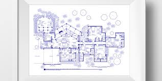 Blueprints House Golden House Blueprints Are The Best Gift