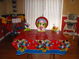 Mickey Mouse Clubhouse Bedroom Set by Party Decorations Mickey Mouse Clubhouse Cupcake Decorations