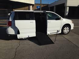 2016 Dodge Grand Caravan SE Wheelchair Van For Sale Conversion