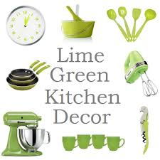 Thumbnail For Best Lime Green Kitchen Decor And Accessories