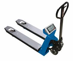 100 Truck Weight Scales New Pallet Jack Scale From Totalcomp Inc WeighingReviewcom