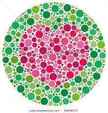 Image result for simple color blind test misc