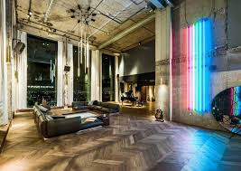 100 Interior Loft Design TANK INTERIOR DESIGN FOR THE LOFT AMSTERDAM