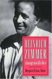 Heinrich Zimmer Coming Into His Own By Margaret H Case