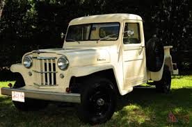 1953 Willys Pickup Truck 4X4 1955 Willys Jeep Truck Youtube 2013 Sema Show Top 25 Trucks And Suvs Photo Image Gallery Truck Nuts Book Contest 1948 Willys Jeep Pickup Are You A Super Hurricane Six 1956 Pickup Bring Trailer Rare Aussie1966 4x4 Vintage Vehicles 194171 Interior 4wd Paint 1950 Rebuild Pinterest Jeeps Ton 4x4 Mb 11945 Museum Of The 1960 Submitted By Rod James 15 Most Revolutionary Pickups Ever Made