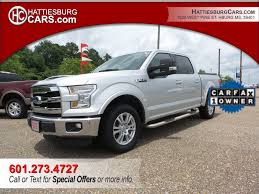 100 Used Ford F 150 Trucks For Sale By Owner For In Hattiesburg MS Hattiesburg Cars