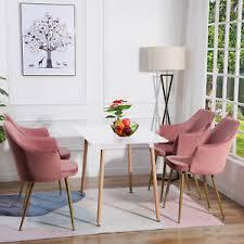 details zu esstisch rechteckig und 2 4 skandinavischen stühlen für esszimmer weißer tisch
