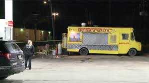 100 Houston Food Trucks Truck Employee Killed In Robbery Late Friday In Early