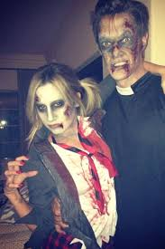 Scary Characters For Halloween by Best Celebrity Halloween Costumes Hollywood And Fashion