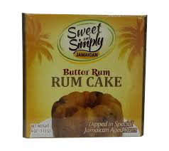Buy Blue Mountain Coffee and Tortuga Rum Cakes