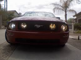 replacing headlight bulbs on 2005 mustang gt ford mustang forum