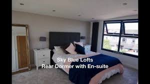 100 Blue Sky Lofts Rear Dormer With EnSuite Loft Conversion Completed By