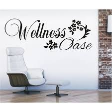 bath wandtattoo wellness oase wellnessoase badezimmer bad