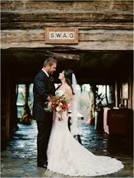 The Swag Country Inn Wedding