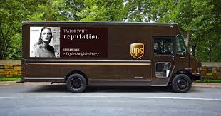 UPS Has Taylor-made Trucks For T-Swift's New Album