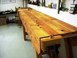 how to build a woodworking bench easy step by step building