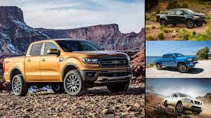 100 Ford Mid Size Truck How The Ranger Compares To Its Size Rivals New